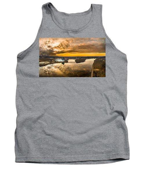 Mohegan Sun Sunset Tank Top