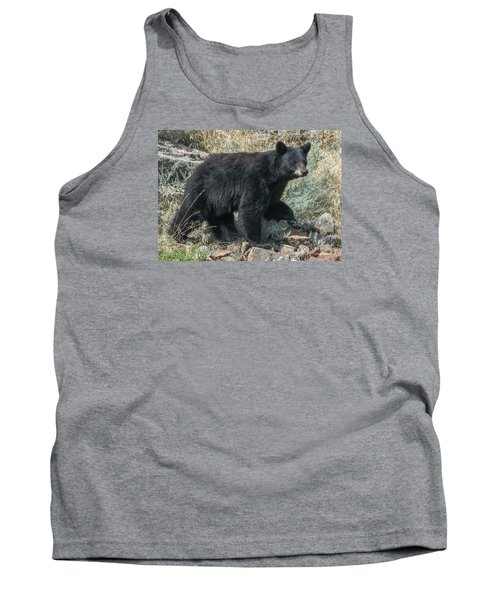 Momma Bear Walking Tank Top