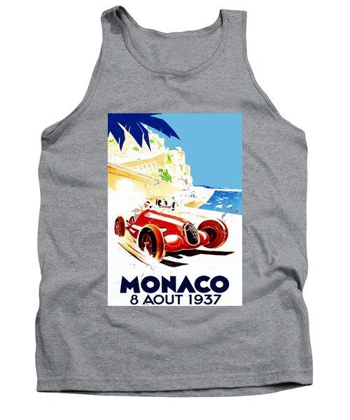 Monaco 1937 Tank Top