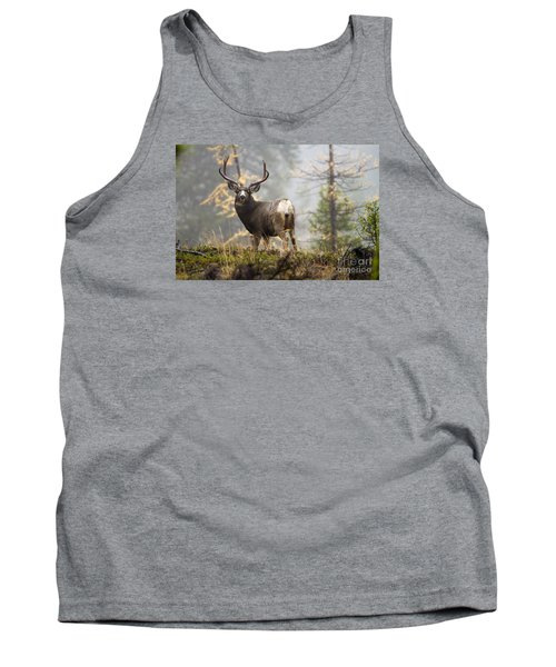 Monarch Of The Mountain Tank Top