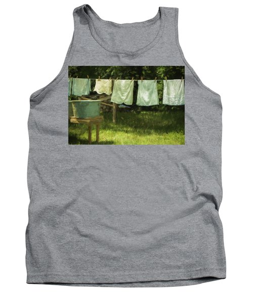 Monday Was Wash Day Tank Top