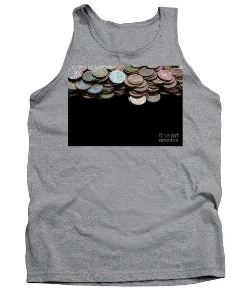 Money Games Tank Top