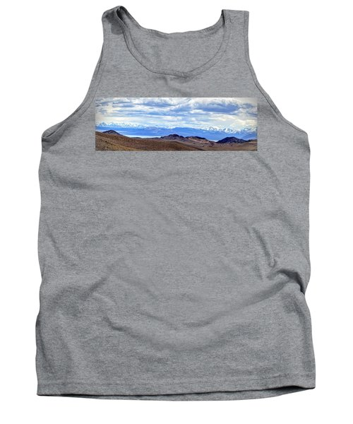 Mono Lake From Bodie Hills Tank Top