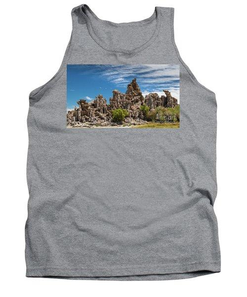 Mono Lake Tufa Tank Top