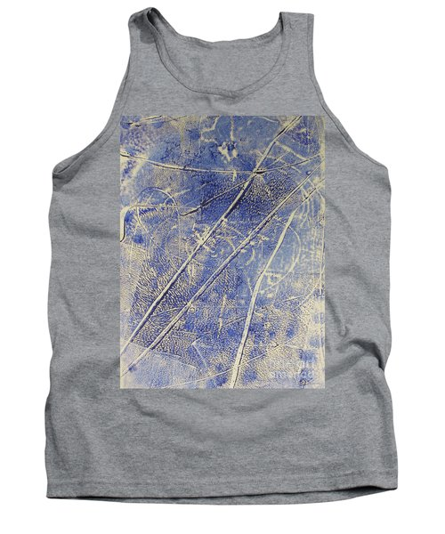 Tank Top featuring the drawing Mono Print 007 -   Panda Ate All The Bamboo Leaves by Mudiama Kammoh