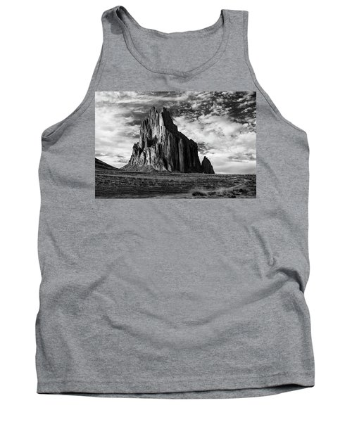 Monolith On The Plateau Tank Top by Jon Glaser