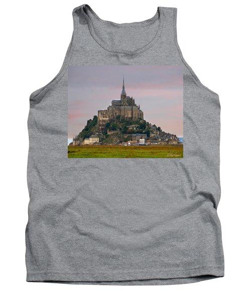 Mont Saint Michel Tank Top