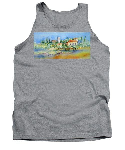 Montacatini Alto Tank Top by Trudi Doyle