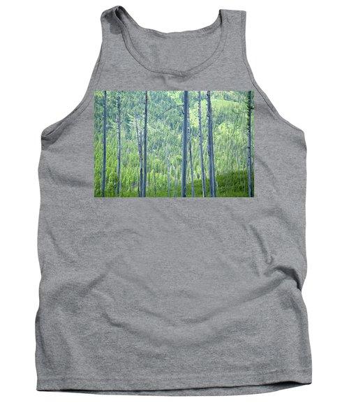 Montana Trees Tank Top
