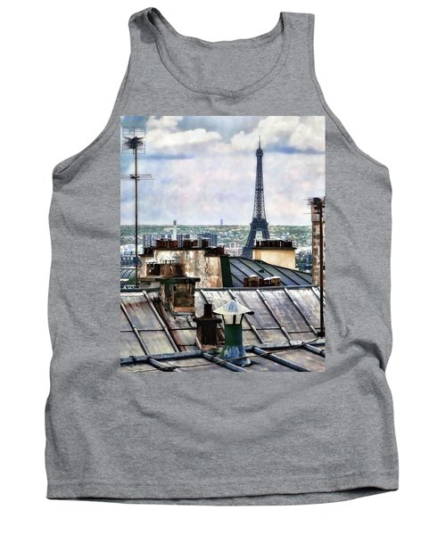 Montmartre Rooftop Tank Top