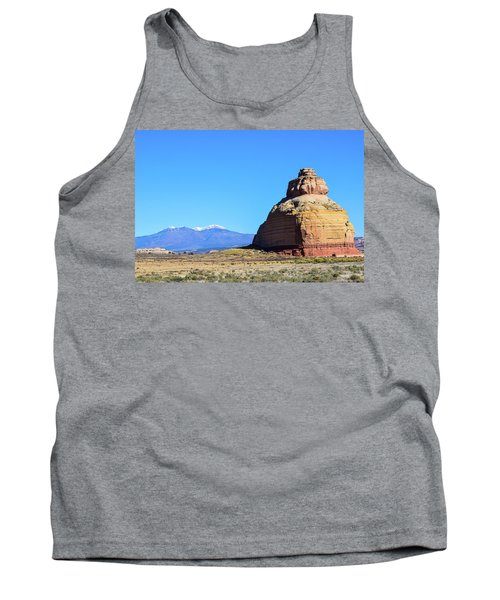 Monument To Time Tank Top