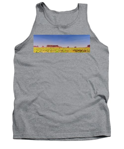 Monument Valley South View Tank Top