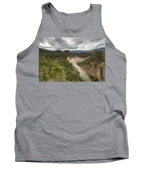 Moody Yellowstone Tank Top
