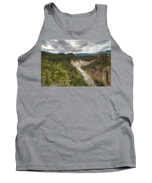 Moody Yellowstone Tank Top