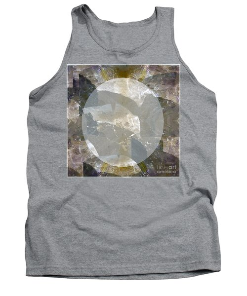 Moon Art On Stone Digital Graphics By Navin Joshi By Print Posters Greeting Cards Pillows Duvet Cove Tank Top by Navin Joshi