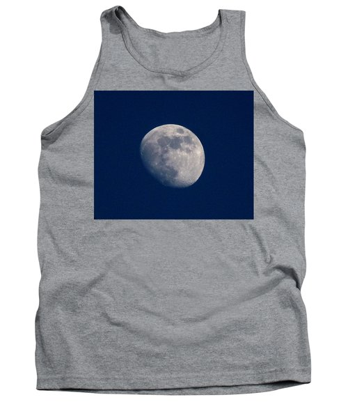 Moon From Bow, Wa Tank Top