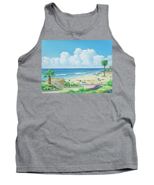 Moonlight Beach Tank Top