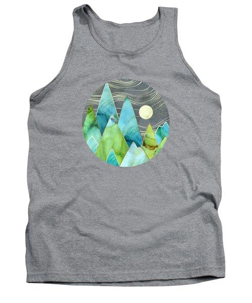 Moonlit Mountains Tank Top