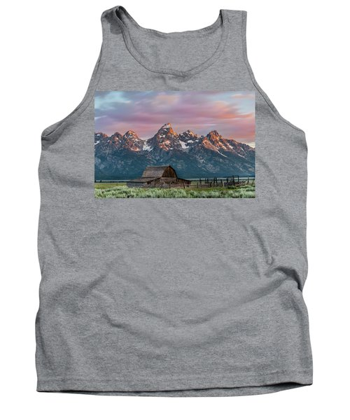 Mormon Row Tank Top