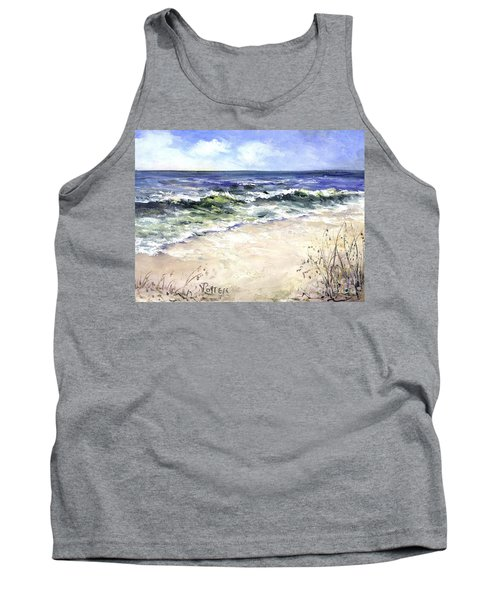 Morning After The Storm Tank Top