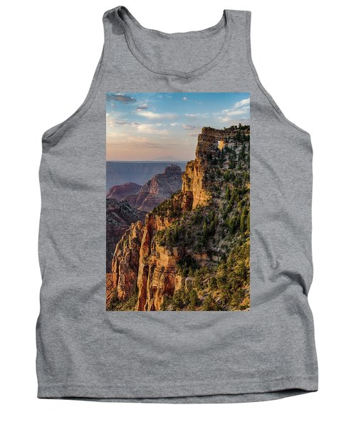 Morning Glow On Angels Window Tank Top