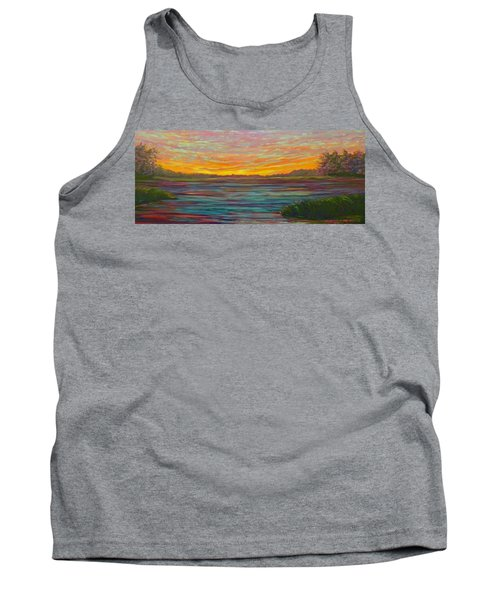 Southern Sunrise Tank Top