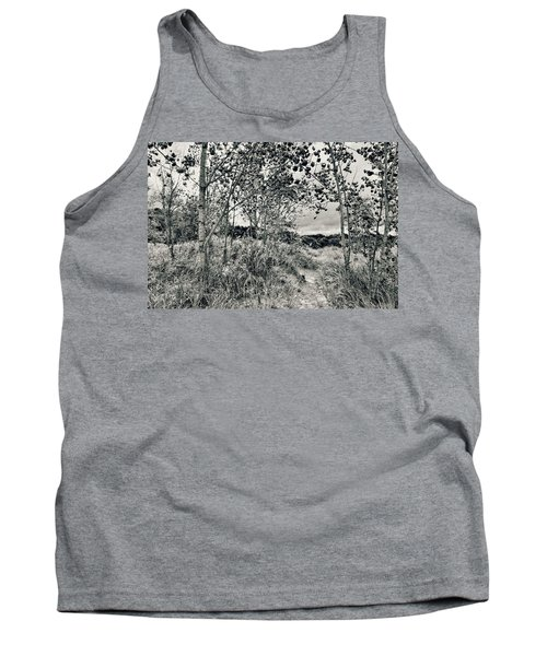 Tank Top featuring the photograph Morning In The Dunes by Michelle Calkins