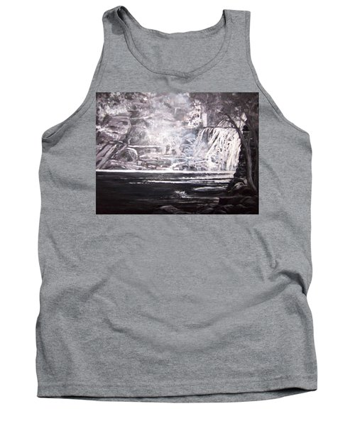 Morning Mist -theresa Falls Tank Top