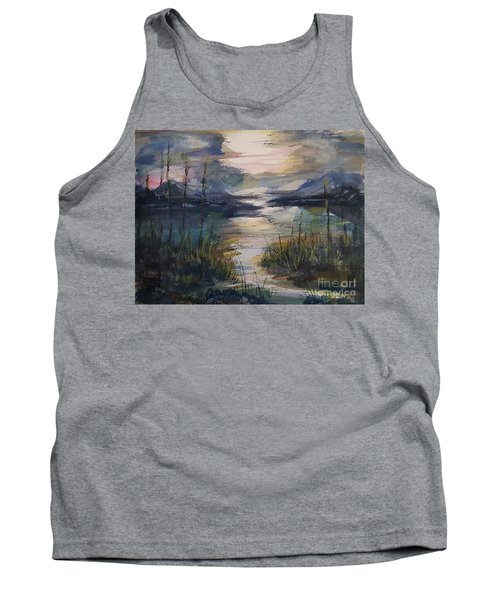 Morning Mountain Cove Tank Top