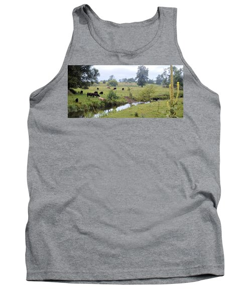 Morning On Coldwater Tank Top