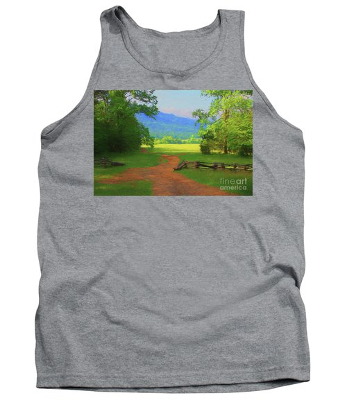 Morning View Tank Top