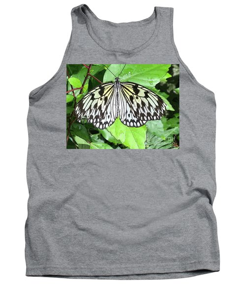 Mosaic Wing Spread Tank Top