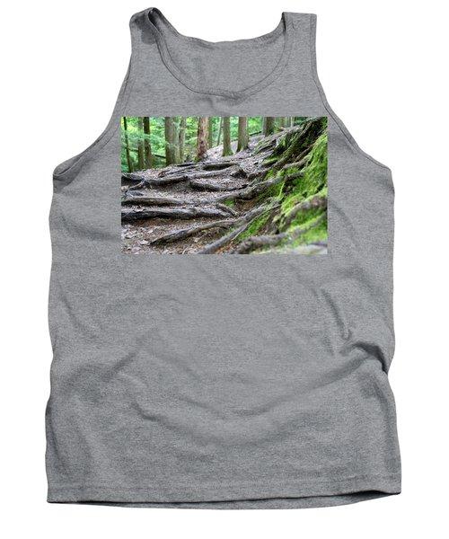 Moss Glen Falls - Vermont Tank Top