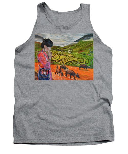 Mother's Land Tank Top