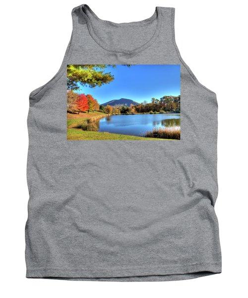 Mount Jefferson Reflection Tank Top