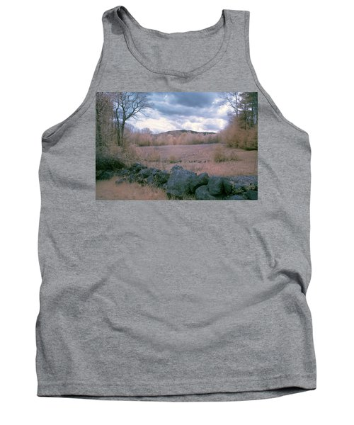 Mount Monadnock In Infrared Tank Top