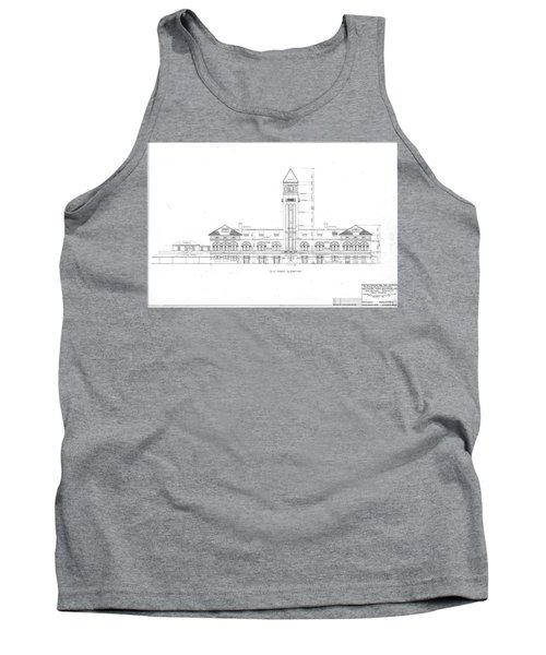 Mount Royal Station Tank Top