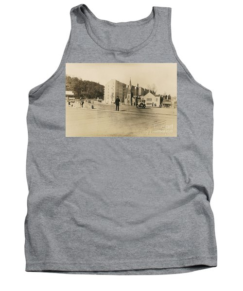 Tank Top featuring the photograph Mount Washington Church  by Cole Thompson