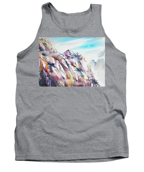 Mountain Awe #1 Tank Top