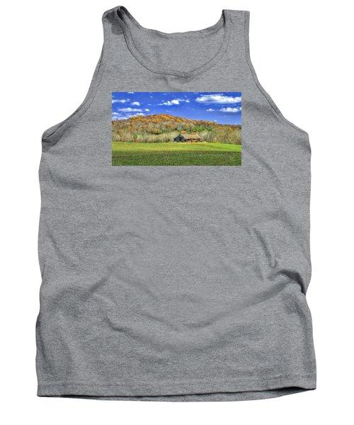 Mountain Barn Tank Top
