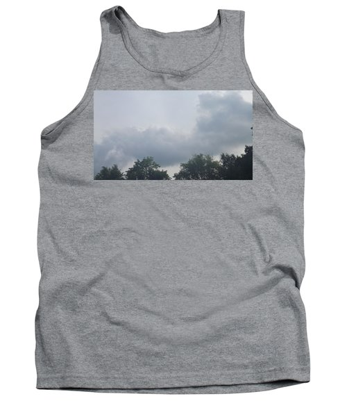 Mountain Clouds 4 Tank Top by Don Koester