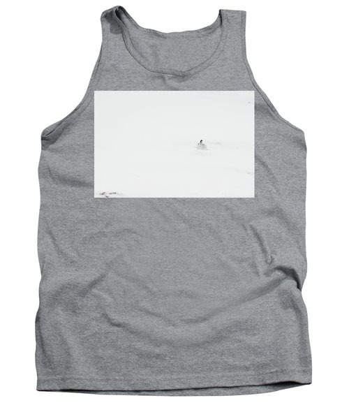 Mountain Hare Small In Frame Right Tank Top