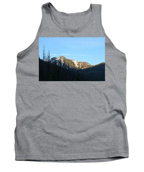 Mountain In Rocky Mountian Np Co Tank Top