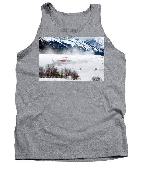 Mountain Landing Tank Top