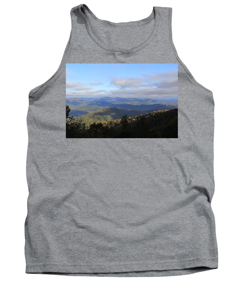 Mountain Landscape 2 Tank Top