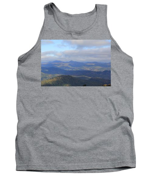 Mountain Landscape 3 Tank Top