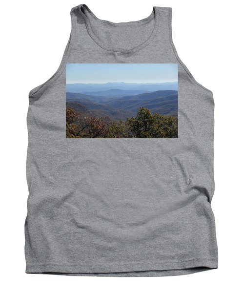 Mountain Landscape 4 Tank Top