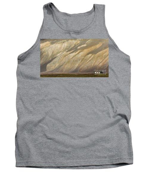 Mountain Patterns, Padum, 2006 Tank Top