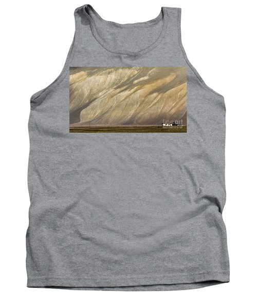 Mountain Patterns, Padum, 2006 Tank Top
