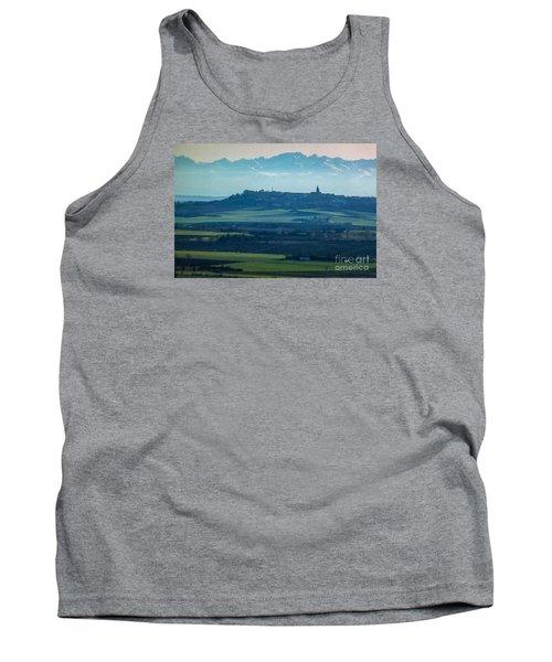 Mountain Scenery 4 Tank Top